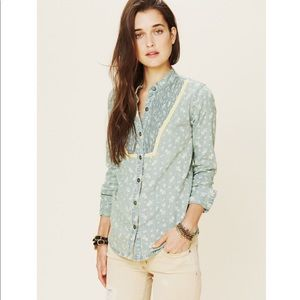 Free people chambray